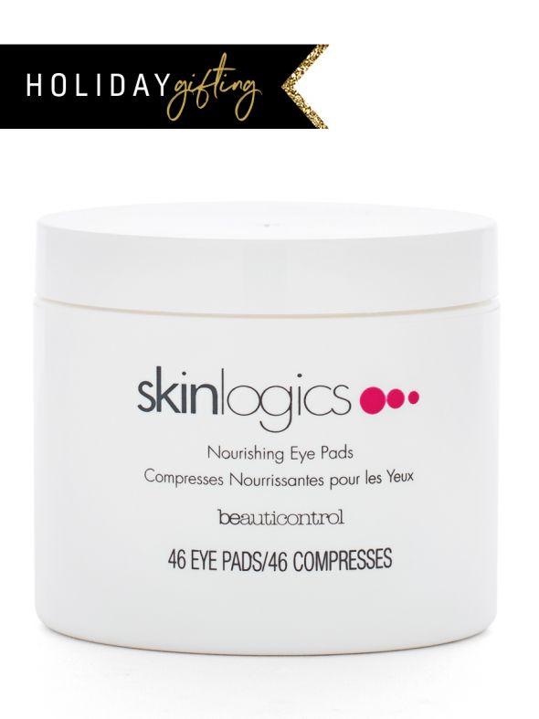 Skinlogics NOURISHING EYE PADS (46 Eye Pads) Stocking Stuffer