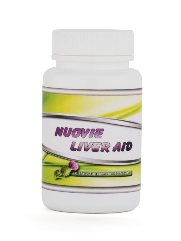 Nuovie Liver Aid (60 Tablets)